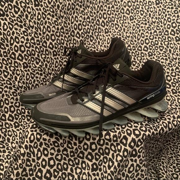 Adidas springblade athletic shoes men 13